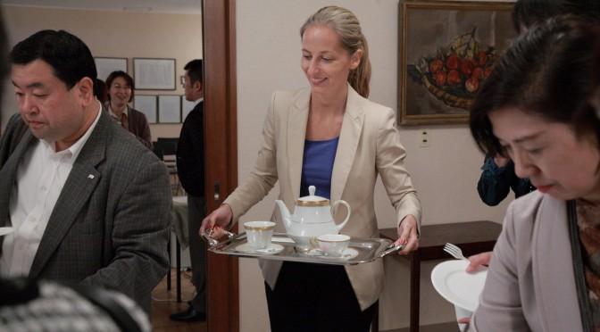 【大使館でお茶を】join us for tea at the embassy 第2回セルビア 大使館よりメッセージ