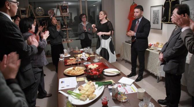 【大使館でお茶を】join us for tea at the embassy 第4回アゼルバイジャン 参加アンケート