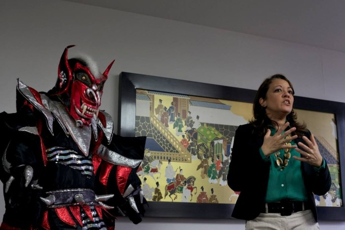 国際芸術家センター「大使館でお茶をドミニカ共和国@ラテンアメリカサロン」