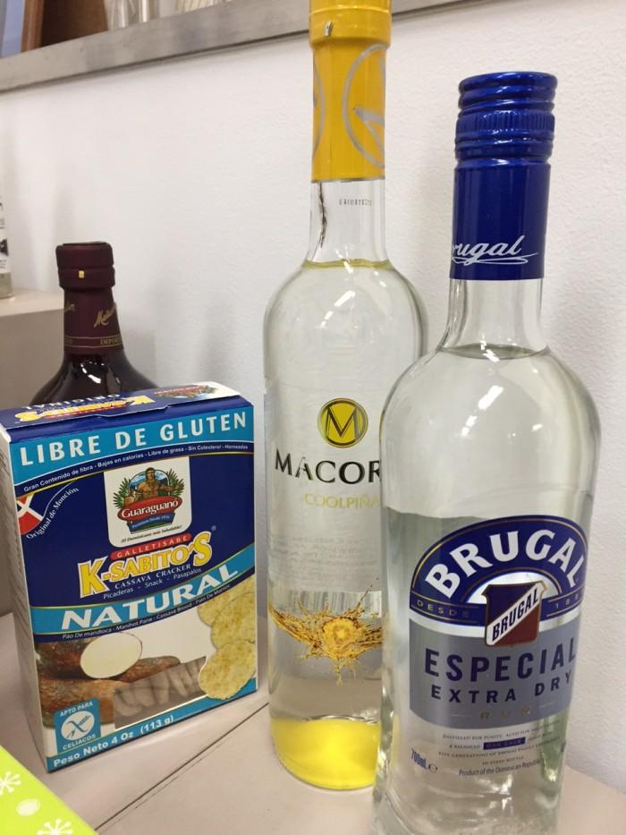 「大使館でお茶を第6回ドミニカ共和国」ラム酒