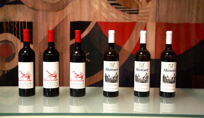 国際芸術家センター「大使館でお茶を第8回ルーマニア」ルーマニアワイン