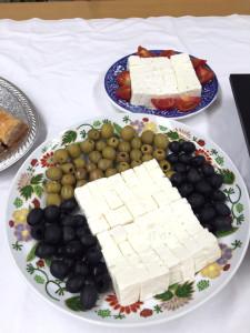 「大使館でお茶を第9回ボスニア・ヘルツェゴビナ大使館」懇親タイム