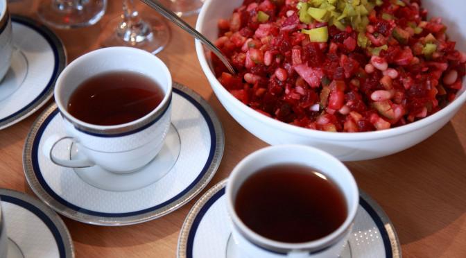 「大使館でお茶を第11回リトアニア共和国大使館」参加者の感想