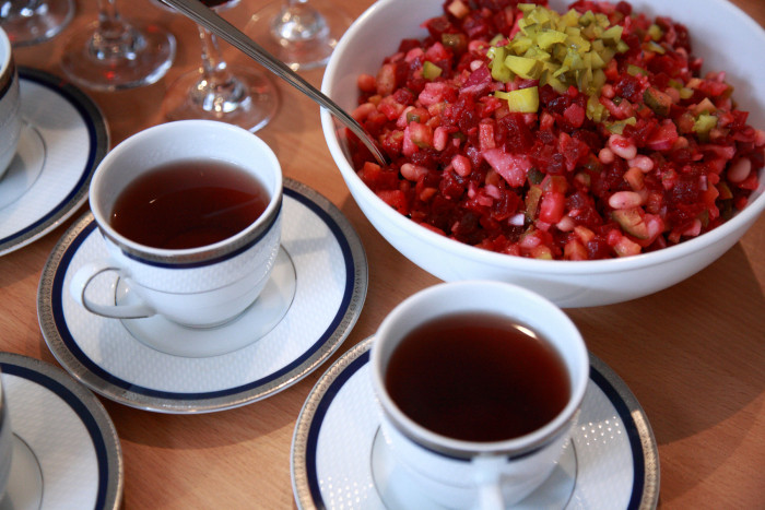 大使館でお茶を第11回リトアニア共和国大使館