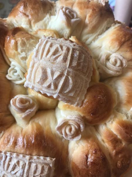 セルビア、スラヴァのお菓子