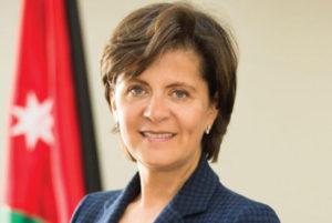 ヨルダン大使