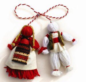 モルドバ共和国春の訪れ、マルツィショールをお祝いする国際交流ティーパーティー