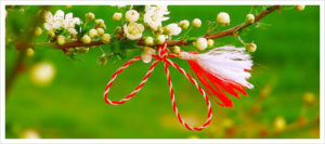 モルドバ春の訪れ、マルツィショールをお祝いする国際交流ティーパーティー @ トラベルハブミックス
