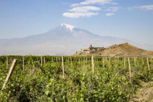 「アルメニアのワインと料理と音楽と ~ヴァイオリニスト カレン・イスラエリヤンさんを囲んで~」byIAC国際芸術家センター
