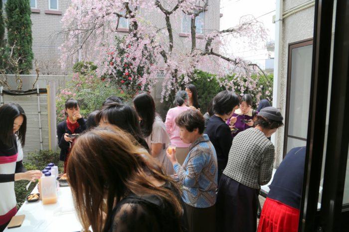 大使館でお茶を第14回ブルキナファソ大使館byIAC国際芸術家センター