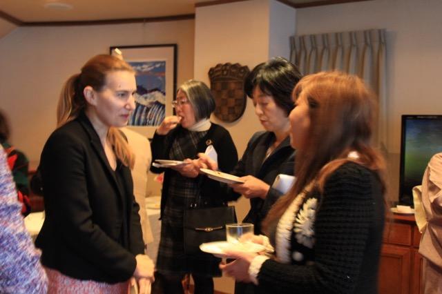 大使館でお茶を第12回クロアチア大使館(For tea at the embassy,12thCloatia)by国際芸術家センタ(International Artists Center)