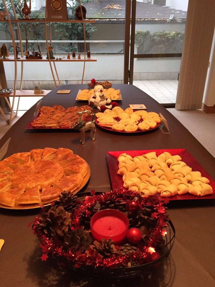 国際芸儒家センター「大使館でお茶を第4回アゼルバイジャン大使館」アゼルバイジャンの料理やお菓子。