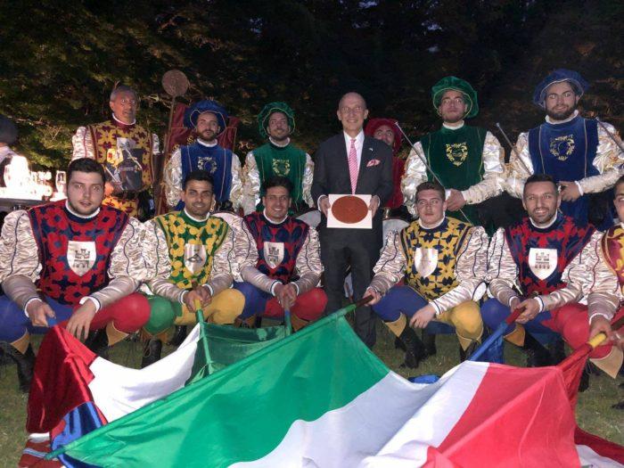 コーリ旗手団日本来日所沢公演2018年