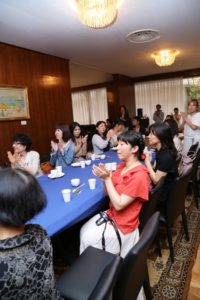 「大使館の四季 Experience the culture at the embassy」第一回ルーマニア大使館byInternationalArtistsCenter