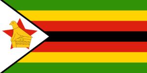ジンバブエ国旗