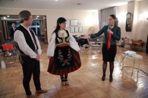 国際芸術家センター「大使館でお茶を第2回セルビア大使館」