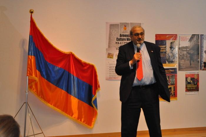 アルメニア大使館共催イベント「アルメニアウィーク2016」@代官山ヒルサイドフォーラム