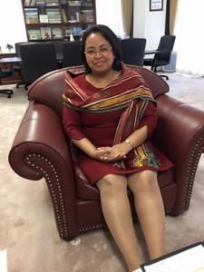 国際芸術家センター「大使館でお茶を第5回マダガスカル」マダガスカル大使