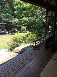 「大使と共に茶事と懐石を学ぶ @駒場前田邸迎賓館