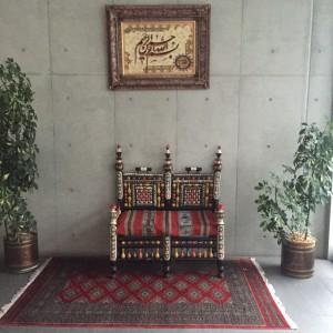 大使館でお茶を第13回パキスタン大使館 @ パキスタン大使館