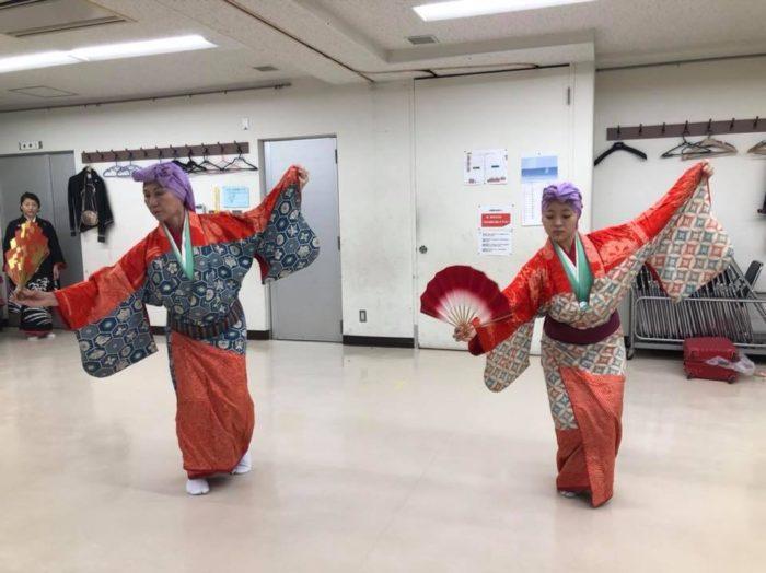 ODORI JAPAN試演会 稽古風景