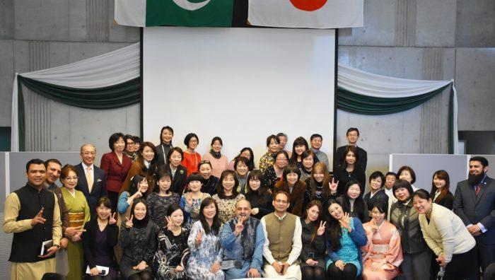 大使館でお茶を第13回パキスタン大使館参加者の感想