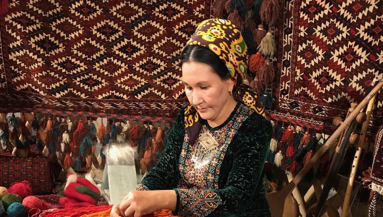 大使館でお茶を第20回トルクメニスタン大使館byIAC国際芸術家センター